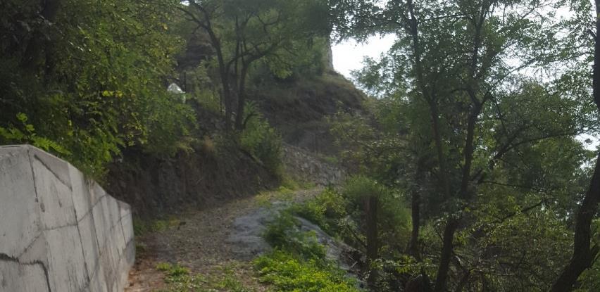 Revitalizacija kraljevskog grada Soko: Izgrađen pristupni put