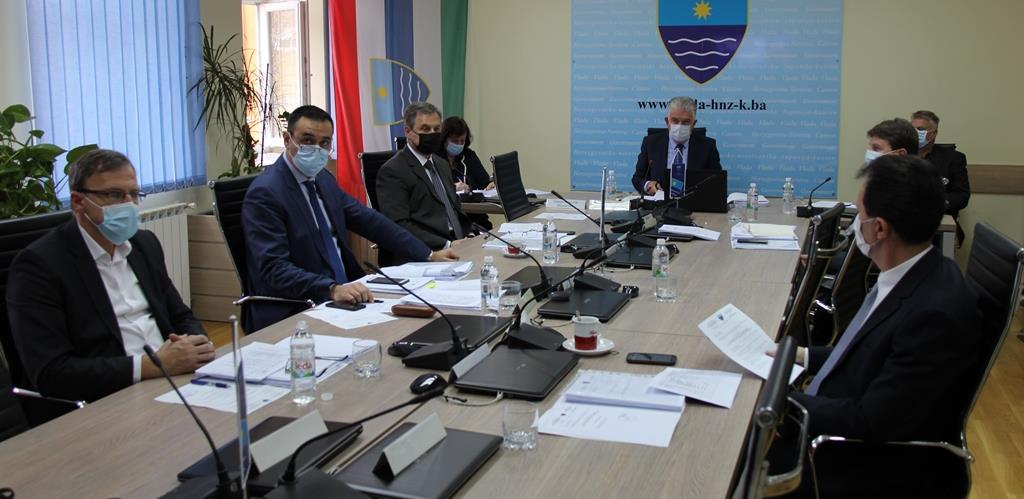 Vlada HNK: Mostarskom aerodromu 100.000 KM
