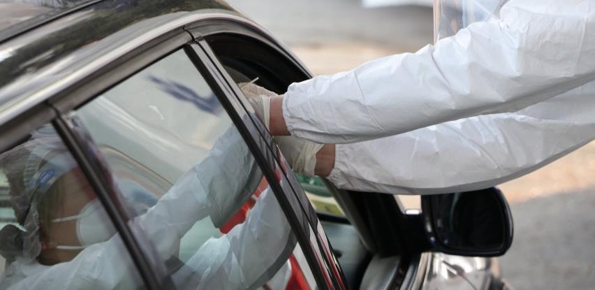 Otvoreni novi drive-in punktovi na Ilidži i Vogošći