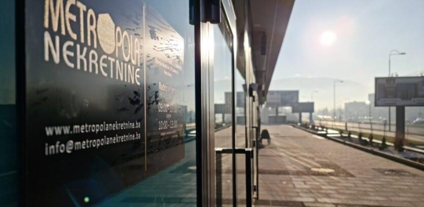 Metropola nekretnine otvaraju prvu podružnicu na Stupu