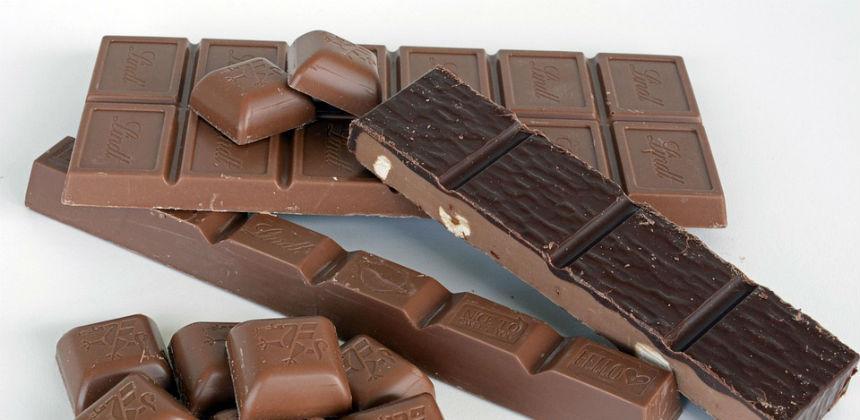 Švicarska: Lani izvezeno 128 tisuća tona čokolade