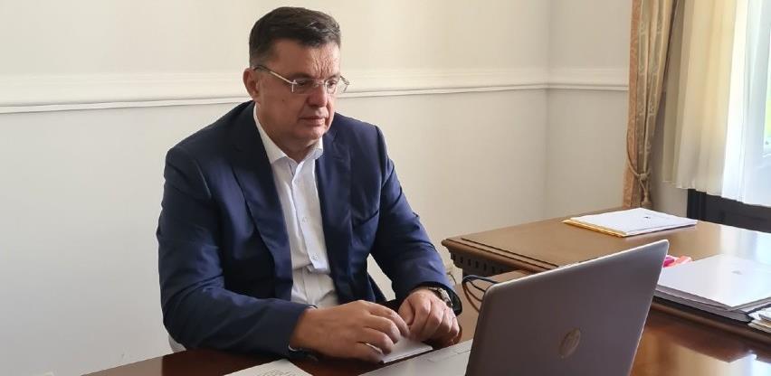 Podrška infrastrukturnim projektima iz oblasti vodosnabdijevanja u BiH