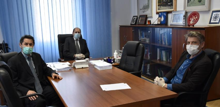UNDP i Vlada KS nastavljaju saradnju u djelovanju Vijeća za reformu tržišta rada
