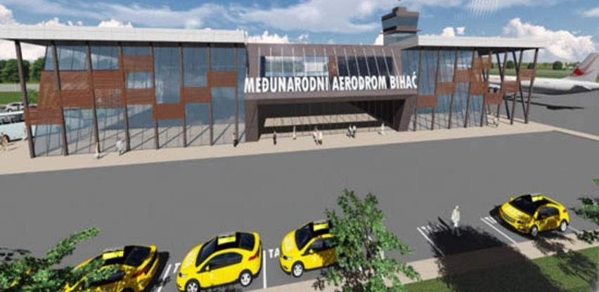 Bihaćki aerodrom čeka obećanih 2,5 miliona KM