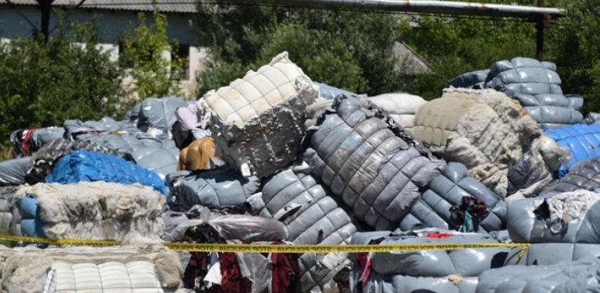 Raspisan poziv: 140.000 KM za uništavanje 400 tona italijanskog otpada iz Drvara
