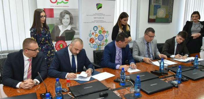 Potpisivanje Sporazuma je još jedan od dokaza uspješne saradnje vlasti i privatnog sektora.