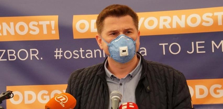 Siniša Skočibušić novi direktor Zavoda za javno zdravstvo FBiH