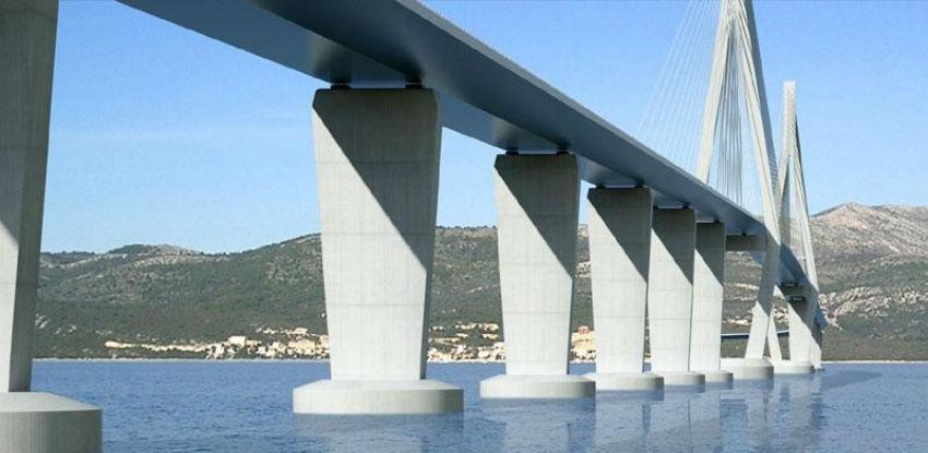 Ponovo blokirana gradnja Pelješkog mosta: Stigla žalba Austrijanaca