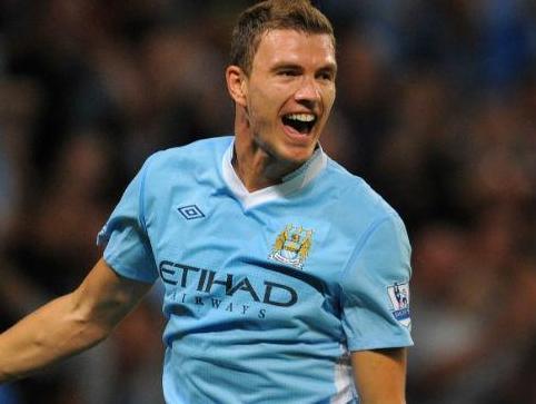 Džeko među top pet igrača Premiershipa u predsezoni