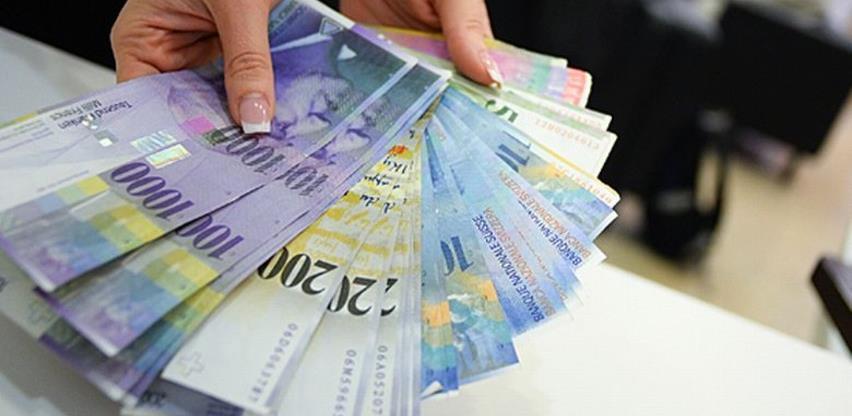 Usvojen Nacrt zakona o konverziji kredita u švicarskim francima u KM