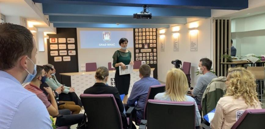 Otvoren Startup studio Bihać - Dugoročna podrška razvoju i rastu startup biznisa