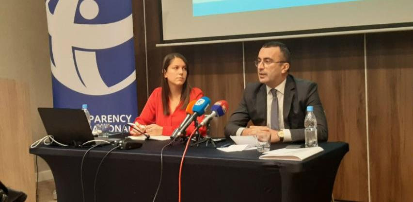 TIBiH - BiH među zemljama koje najviše nazaduju u borbi protiv korupcije