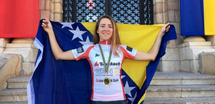 Biciklizam - Lejla Tanović potpisala za špansku ekipu Brujula racing team