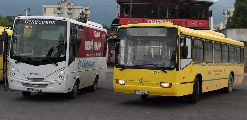 Uskoro ponovo u funkciji autobuska linija Hrasnica-centar Grada