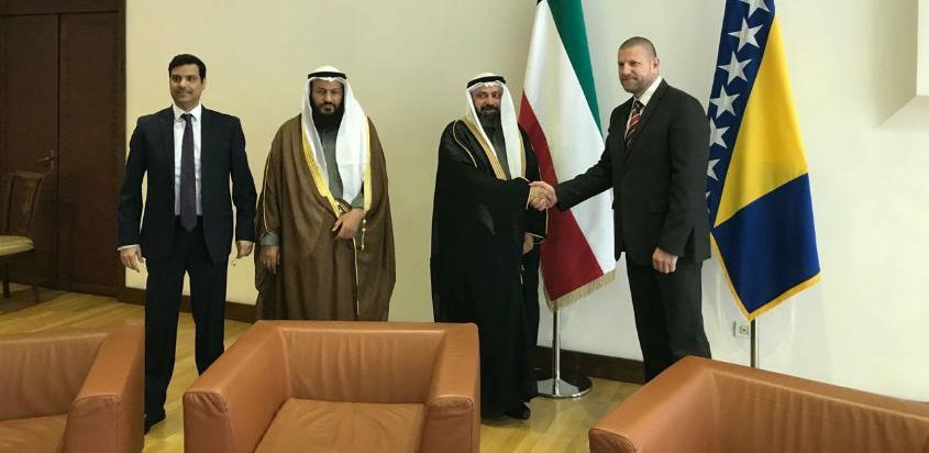 Kuvajtski investicioni fondovi žele graditi Koridor Vc