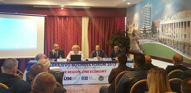U Tirani predstavljen Sarajevo Business Forum 2017