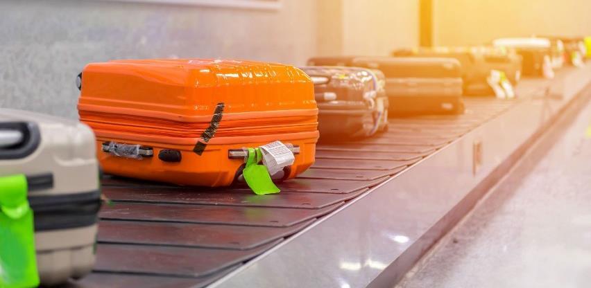 Aerodrom Sarajevo nabavlja novi sistem za rukovanje prtljagom vrijedan više od 10 miliona KM