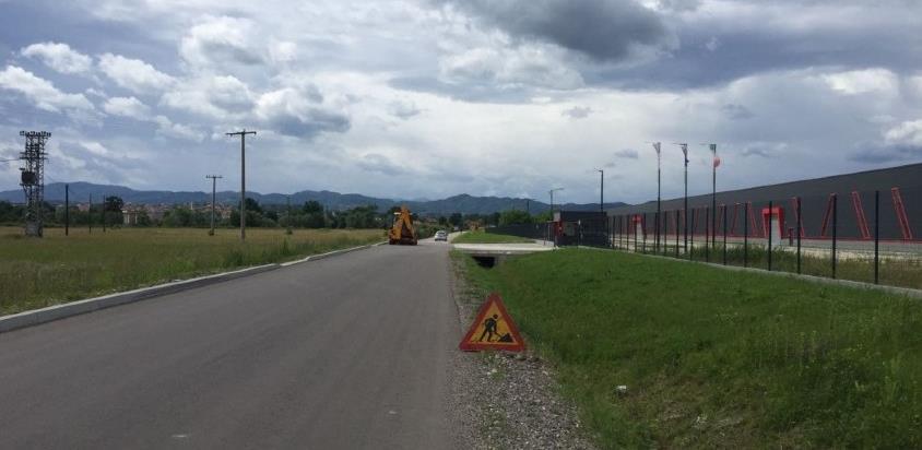 Rial-Šped nastavlja rekonstrukciju prometnice u Usori