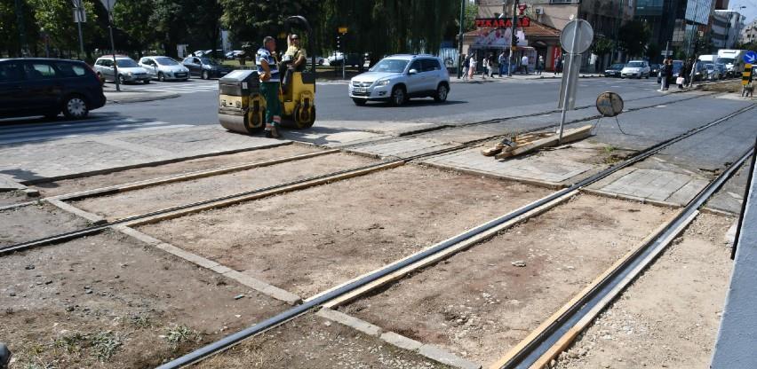 Na Socijalnom i Malti u toku sanacija pješačkih prelaza preko pruga