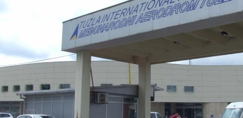 Tuzlanski aerodrom uskoro bi mogao ostati bez goriva