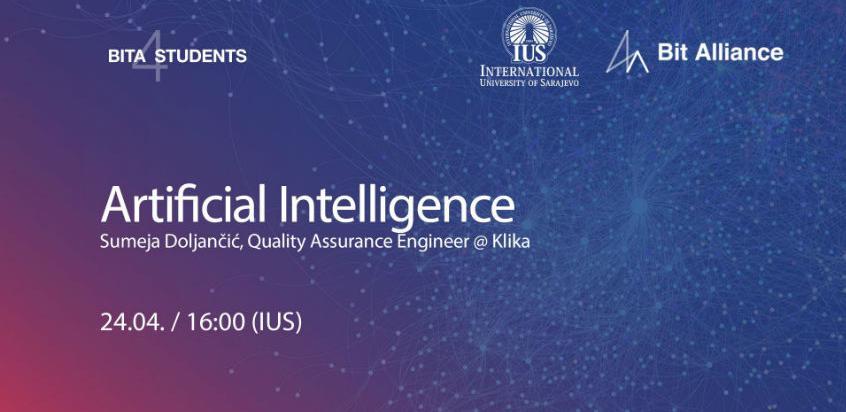 BITA4Students: Umjetna inteligencija (AI)