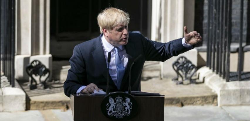 Johnson obećava novi, odvažni sporazum o Brexitu