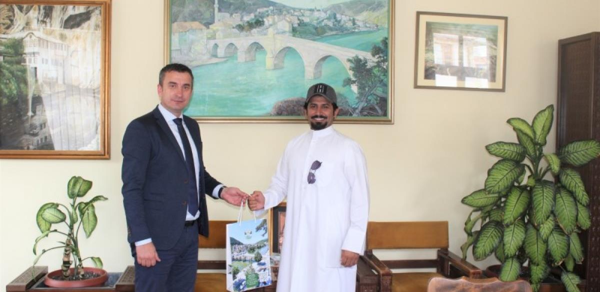 """""""Bosna u očima Gulfa"""": Arapski investitor planira realizaciju nekoliko projekata u Konjicu"""
