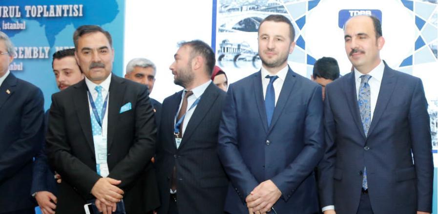 Efendić ponovo izabran za člana UO Unije općina i gradova turskog svijeta
