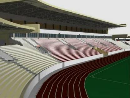 Istočna tribina stadiona Tušanj imat će 7.200 natkrivenih sjedećih mjesta