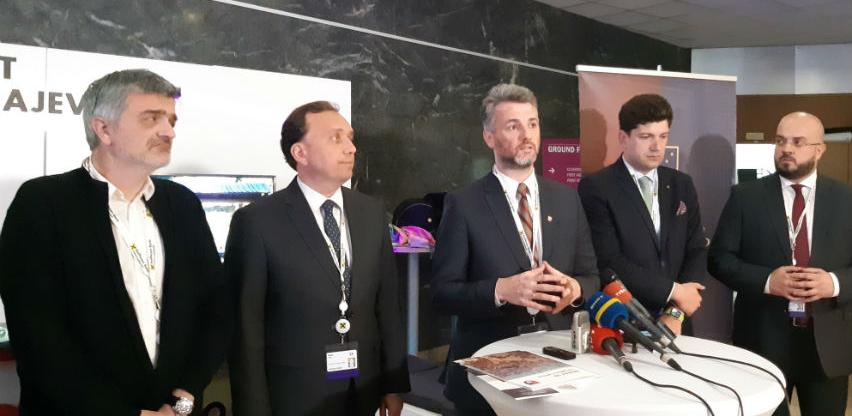 Vlada Kantona Sarajevo predstavila tri velika projekta na EBRD konferenciji