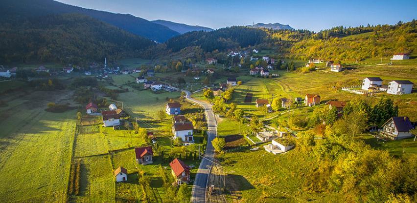 U općini Hadžići asfaltiran put Žunovnica-Kasatići