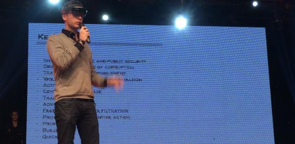 Mostarci uradili softversko rješenje na uređaju za proširenu stvarnost