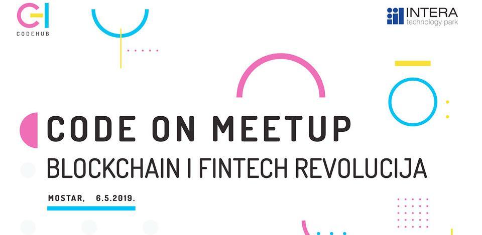 Jubilarno deseto izdanje Code On Meetup-a posvećeno blockchain tehnologiji