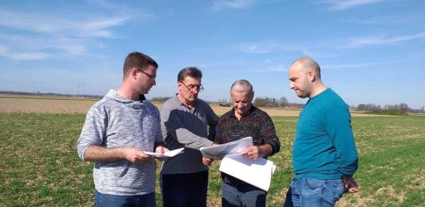 Počeli geodetski radovi za izgradnju dionice auto-puta Rača-Bijeljina