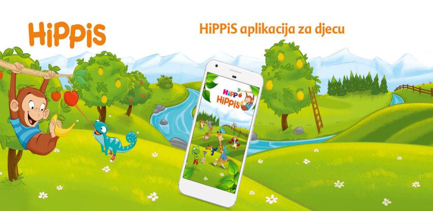 Nova HiPP dječja aplikacija