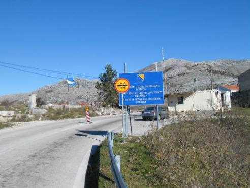 Herc Gradnja iz Bileće gradit će novi međunarodni granični prelaz Ivanica