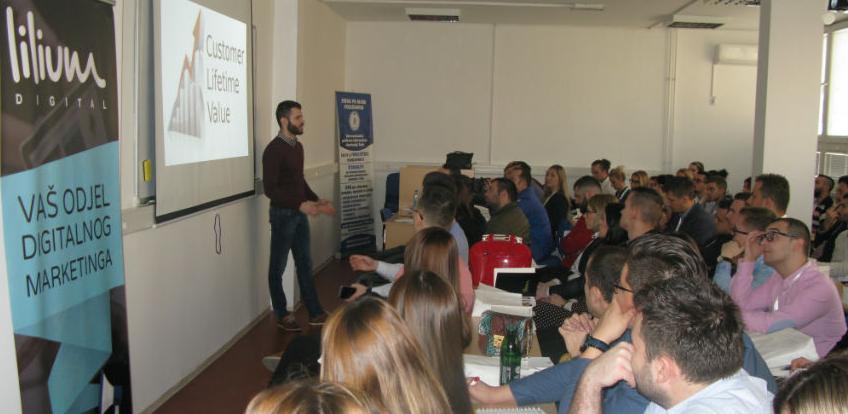 Kompanija Lilium održala seminar digitalnog marketinga u Tuzli