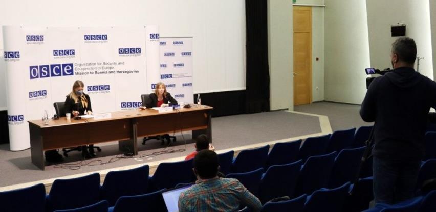 Misija OSCE-a i Ambasada Švedske u BiH predstavile prioritete švedskog predsjedavanja