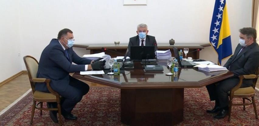 Predsjedništvo BiH dalo saglasnost za nabavku 200.000 vakcina