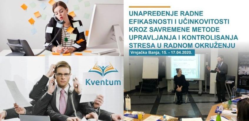 Kventum: Unapređenje radne efikasnosti i učinkovitosti kroz savremene metode