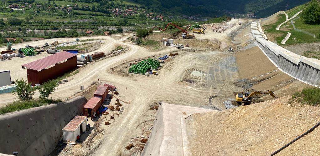 Novih 20 km autoceste: Do novembra završetak zaobilaznice oko Zenice