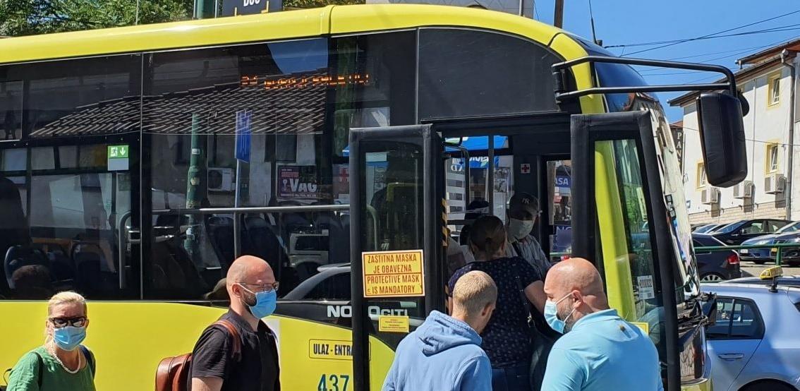 Od 23. septembra u funkciju se vraća 18 autobuskih linija u Kantonu Sarajevo
