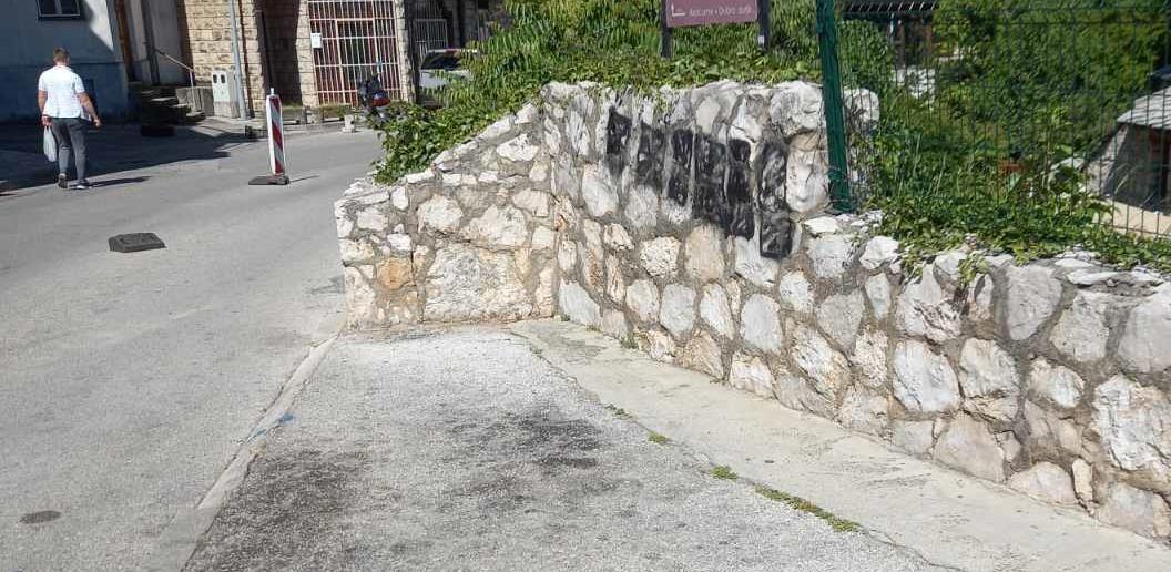 Građani se mole za strpljenje: Počinje hitna sanacija oštećene građevine u Mostaru