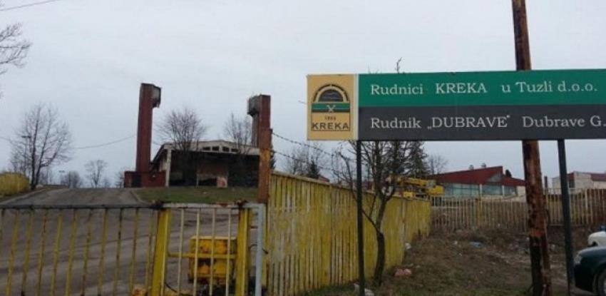 Rudnik Kreka Tuzla: Na čekanje poslali 111 radnika