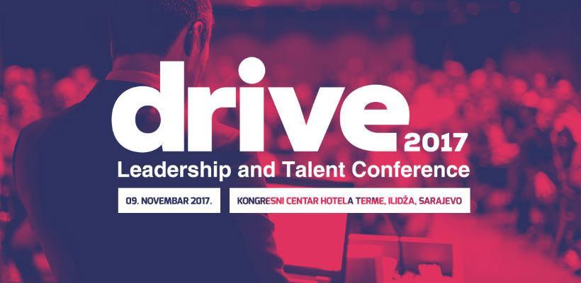 Ovogodišnja DRIVE konferencija donosi nove ideje i principe liderstva