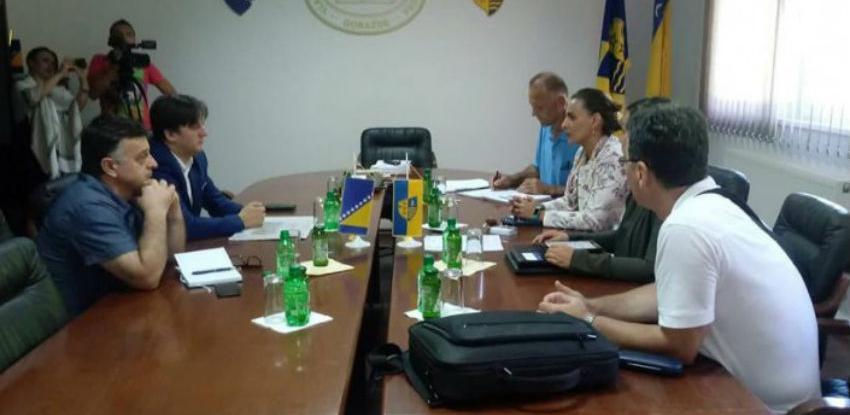 Potrebno obezbijediti 100 miliona KM za izgradnju puta Goražde - Sarajevo