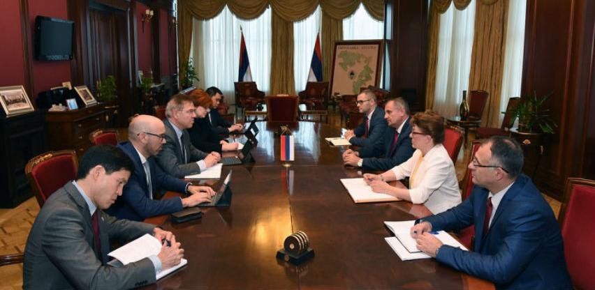 Višković: Privredni razvoj jedan od najvažnijih prioriteta Vlade RS-a