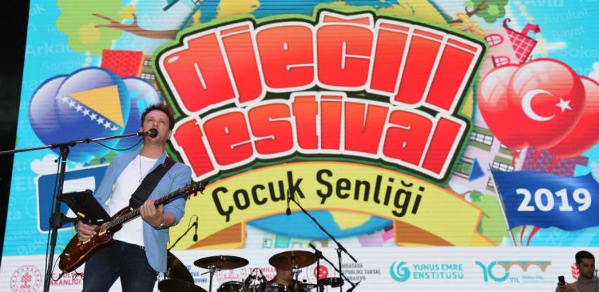 Sedmi Dječiji festival u Zenici: Sjajna zabava za 6.500 učenika iz cijele BiH