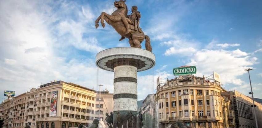 Sjeverna Makedonija: Od danas u bašte kafića samo uz potvrdu o vakcini ili preležanom Covidu