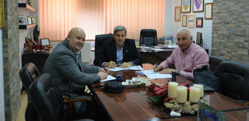 Eurovez i Europut će raditi na označavanju naseljenih mjesta u Općini Žepče